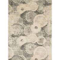 Loloi Rugs Journey Abstract 12' x 15' Area Rug in Ivy/Smoke