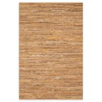 Loloi Rugs Edge 2'3 x 3'9 Handwoven Accent Rug in Tan