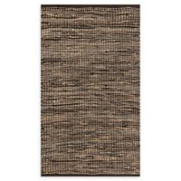 Loloi Rugs Edge 2'3 x 3'9 Handwoven Accent Rug in Brown