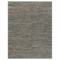 Loloi Rugs Edge 7'9 x 9'9 Handwoven Area Rug in Grey
