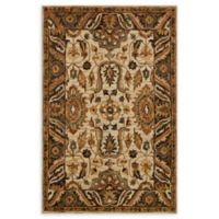 Loloi Rugs Victoria 9'3 x 13' Area Rug in Ivory/Dark Taupe