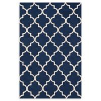 Loloi Rugs Panache 5' x 7'6 Area Rug in Navy/Silver