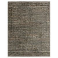 Loloi Rugs Javari 9'6 x 12'6 Area Rug in Charcoal/Silver