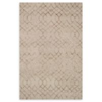 Loloi Rugs Panache Geometric 9'3 x 13' Handcrafted Area Rug in Taupe