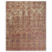 Loloi Rugs Javari 12' x 15' Area Rug in Drizzle/Berry