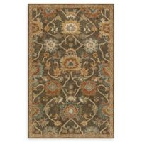 Loloi Rugs Underwood 5' x 7'6 Handcrafted Area Rug in Charcoal/Gold