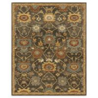 Loloi Rugs Underwood 7'9 x 9'9 Handcrafted Area Rug in Charcoal/Gold