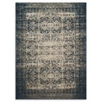 Loloi Rugs Journey 9'2 x 12'2 Area Rug in Indigo/Beige
