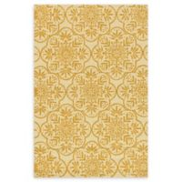 Loloi Rugs Venice Beach 5' x 7'6 Indoor/Outdoor Area Rug in Buttercup