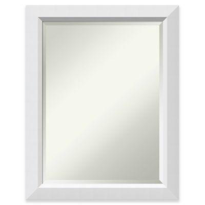 Amanti Blanco Wall Mirror  sc 1 st  Bed Bath u0026 Beyond & Buy Over Door Mirror from Bed Bath u0026 Beyond
