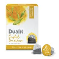 Dualit® 60-Count English Breakfast Nepresso® Compatible Fine Tea Capsules