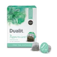 Dualit® 60-Count Peppermint Nepresso® Compatible Fine Tea Capsules