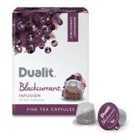 Dualit® 60-Count Blackcurrant Nepresso® Compatible Fine Tea Capsules