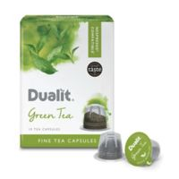 Dualit® 60-Count Green Tea Nepresso® Compatible Fine Tea Capsules