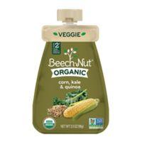 Beech-Nut® Organic Stage 2 Corn, Kale, and Quinoa Veggie Purée