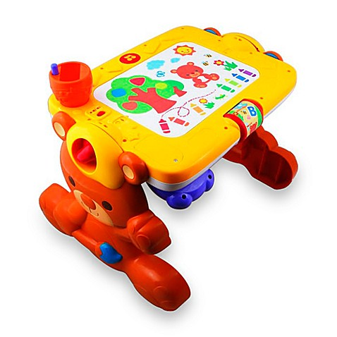 vtech 2 in 1 discovery table bed bath beyond. Black Bedroom Furniture Sets. Home Design Ideas