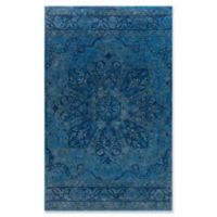 Surya Mykonos 3'3 x 5'3 Area Rug in Blue