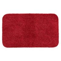 Mohawk Home® Bath Rug in Cranberry Red