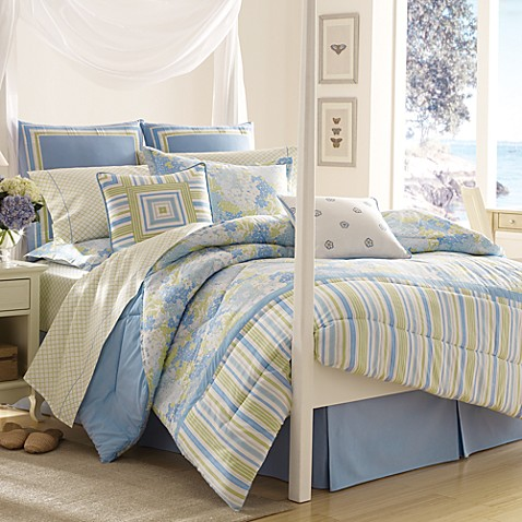 Laura Ashley Somerset forter Set Cotton Bed