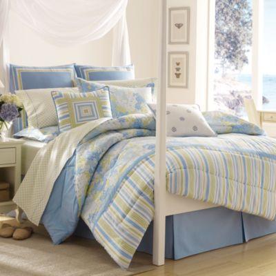 Laura Ashley 174 Somerset Comforter Set 100 Cotton Bed