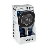 Kohler® Converge 5-Spray Showerhead in Brushed Nickel