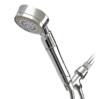 head in home depot bath performance bathroom n hand handheld compressed filtered the showerheads b hotel built water high spray shower with filter chrome spa faucets