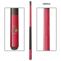 University of Louisville Billiard Cue Stick