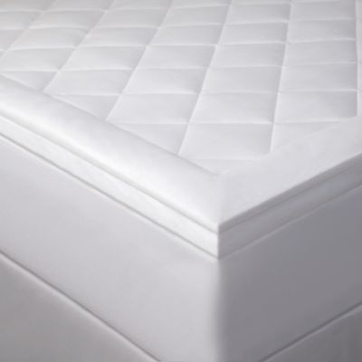 quilted mattress pad. Simple Quilted Allied Home Luxe Diamond King Mattress Pad In White In Quilted
