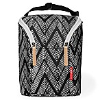Skip*Hop® Grab & Go Double Bottle Bag in Zebra