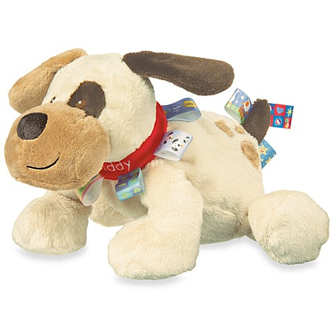Taggies 12 Inch Buddy Dog Buybuy Baby