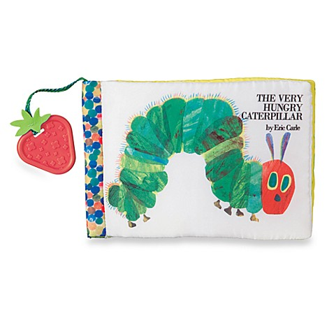 Kids Preferred™ The Very Hungry Caterpillar Sensory Soft Book by Eric Carle