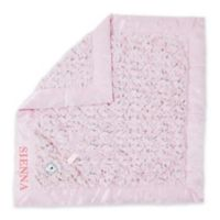 Zalamoon Plush Security Blanket in Pink/Blush