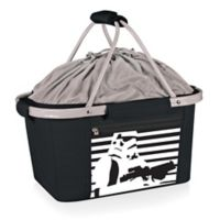 Picnic Time® Star Wars™ Storm Tropper Metro Basket Cooler Tote in Black