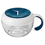 OXO Tot® Flippy Snack Cup with Travel Cover in Navy