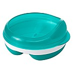 OXO Tot® Divided Dish with Removable Ring in Teal