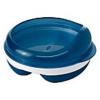 OXO Tot® Divided Dish with Removable Ring in Navy