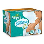 Pampers® Swaddlers Size 1 192-Count Sensitive Diapers
