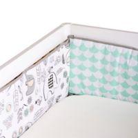 Lolli Living™ Kayden Elle Elephant 4-Piece Crib Bumper Set