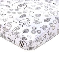 Lolli Living™ Kayden Elle Elephant Fitted Crib Sheet