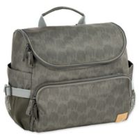 Lassig Casual All-A-Round Diaper Bag in Grey