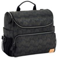Lassig Casual All-A-Round Diaper Bag in Black