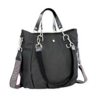 Lassig Green Label Mix 'n Match Diaper Bag in Black
