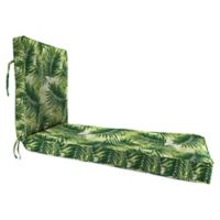 Print 80-Inch Deep Seat Chaise Lounge Cushion in Escape Route