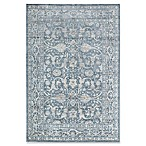 Rugs America Wilshire 5' x 8' Area Rug in Yale Blue