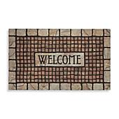 Mohawk Home® Mosaic Terracotta Rubber Door Mat