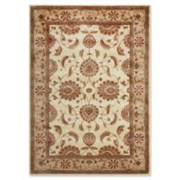"Nourison Somerset 5'3"" x 7'5"" Loomed Area Rug in Ivory"