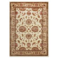 "Nourison Somerset 7'9"" x 10'10"" Loomed Area Rug in Ivory"