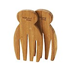 Natural Home™ Bamboo Salad Hands