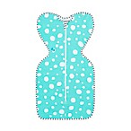 Love to Dream™ Size Medium Love to Swaddle UP™ Original in Aqua/White