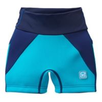 Splash About Small Children's Jammers in Navy/Jade